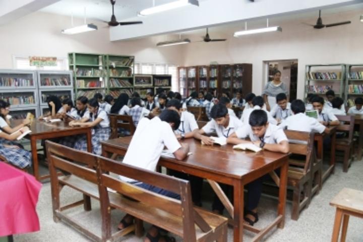 Cochin Refineries School-Library