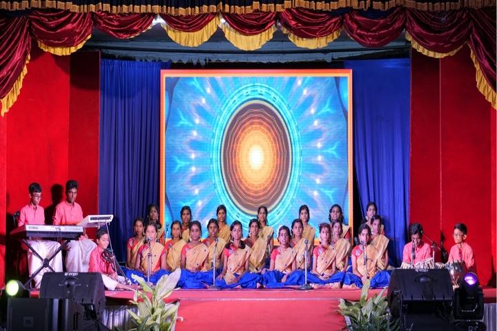 Cochin Refineries School-Music Activity
