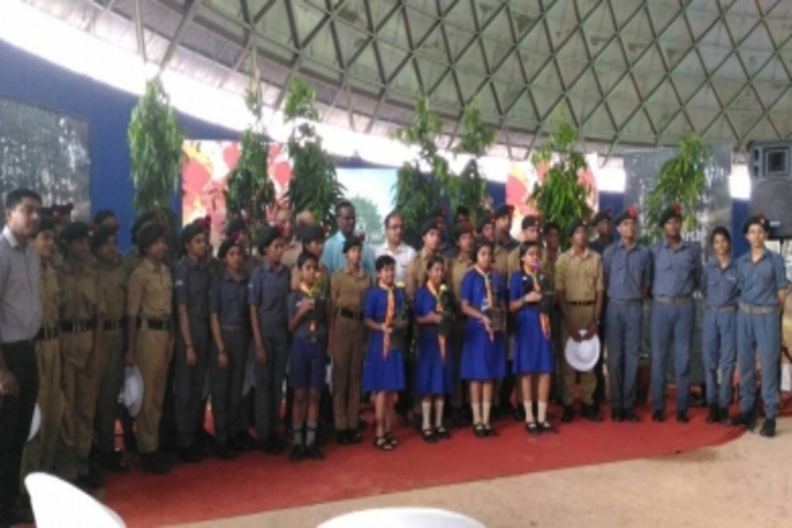 Cochin Refineries School-Scoutt And Guide