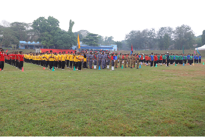 Cochin Refineries School-Sports Meet