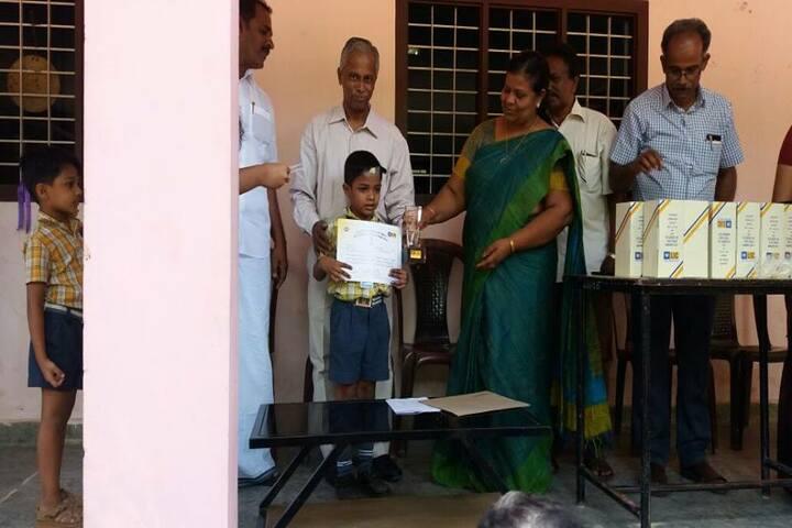 Cooperative Public School-Annual Prize Distribution
