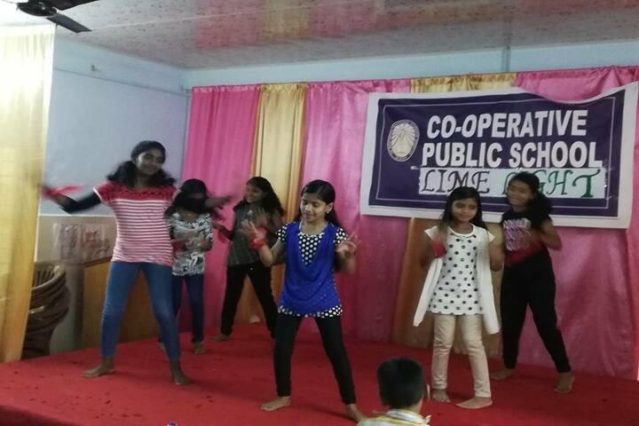 Cooperative Public School-Dancing Activity