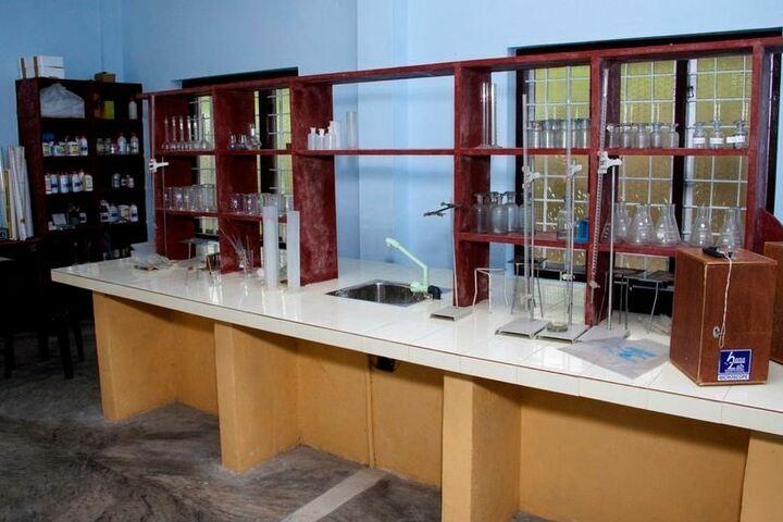 Cooperative Public School-Physics Lab