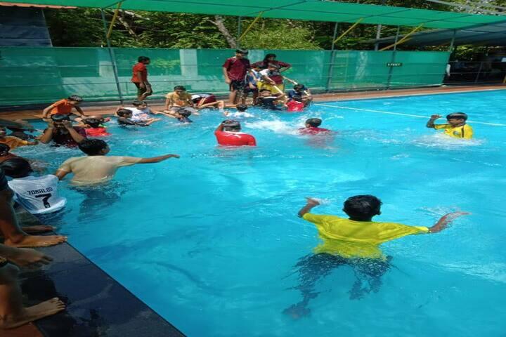 Cooperative Public School-Swimming Pool