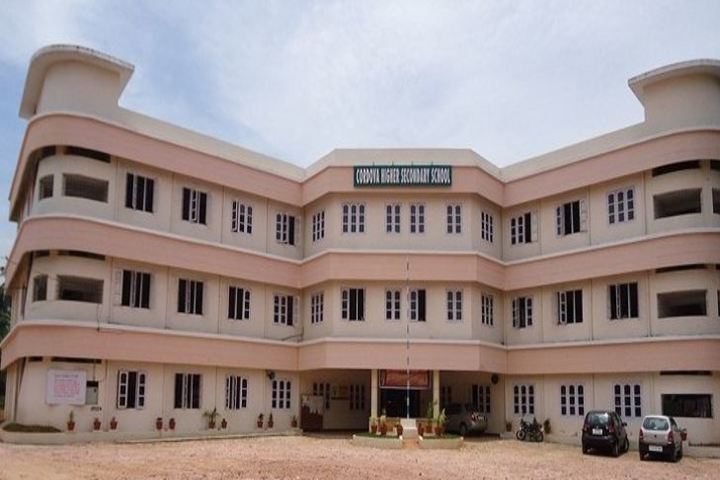 Cordova Public School-Campus View