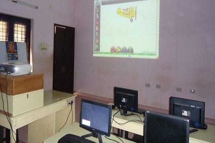 Cordova Public School-Computer Lab