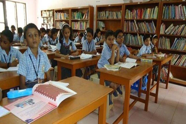 Cordova Public School-Library