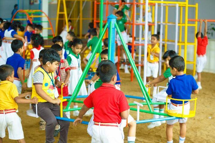 Crescent Public School-Classroom Activity