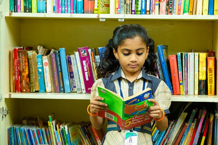 Crescent Public School-Library