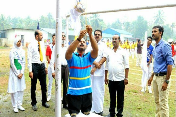Crescent Public School-Sports Meet