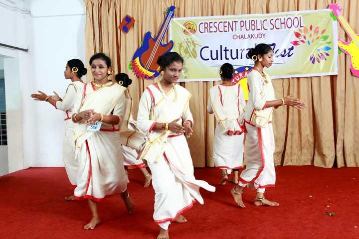 Crescent Public School-Cultural Fest