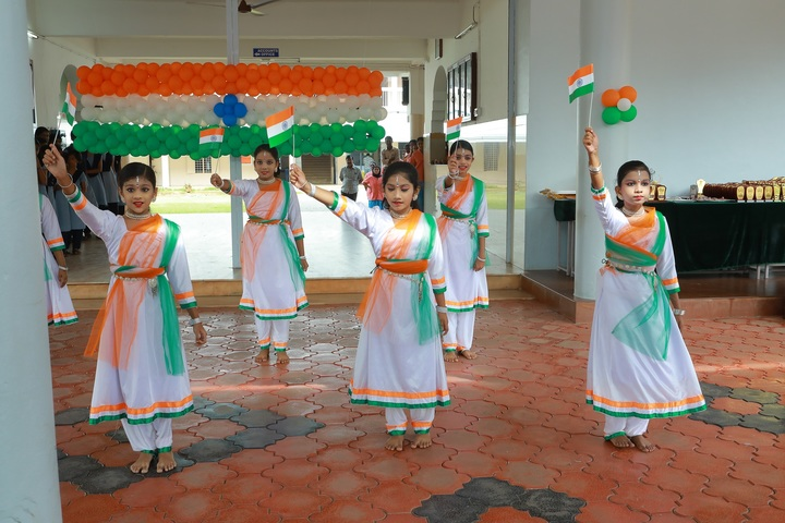 Crescent Public School-Independence Day