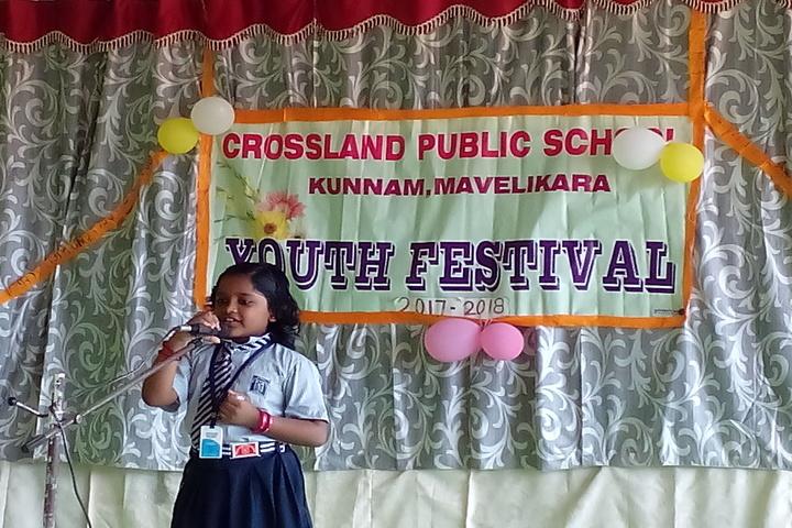 Cross Land Public School-Youth Festival