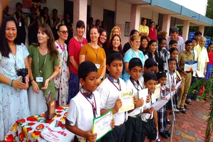 Crossroads Central School-Annual Prize Distribution