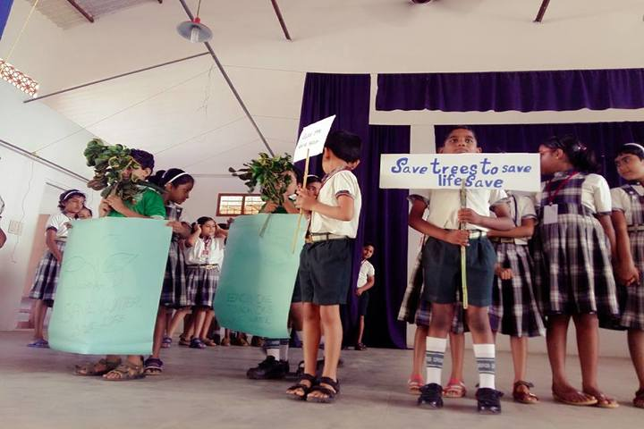 Crossroads Central School-Environment Day