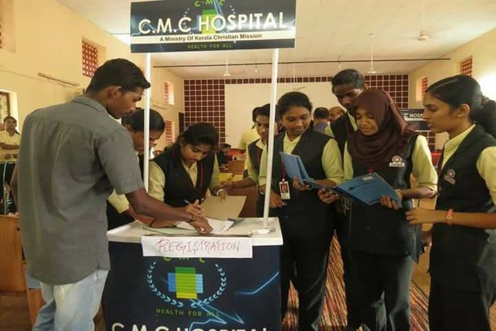 Crossroads Central School-Medical Camp
