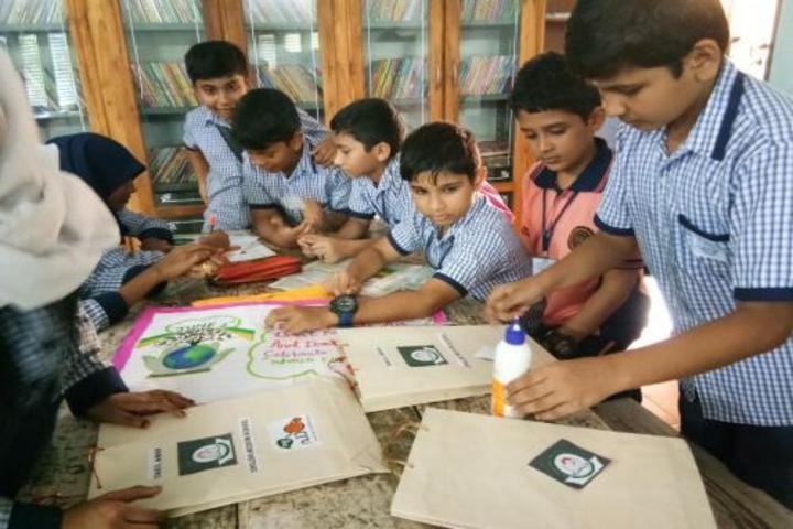 Darul Aman English Medium Senior Secondary School-Art