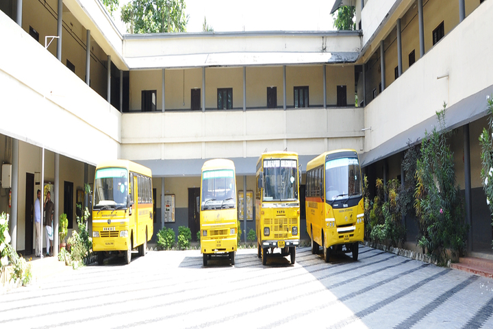 Darul Aman English Medium Senior Secondary School-Transport