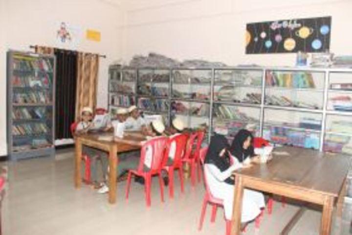 Darul Hudda Endlish Medium School-Library