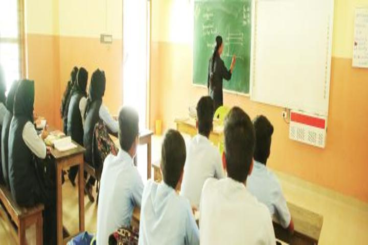 Darusslam Public School-Classroom