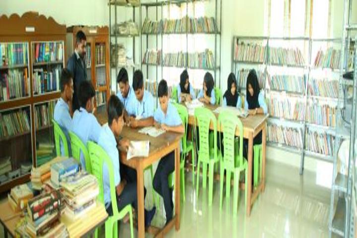 Darusslam Public School-Library