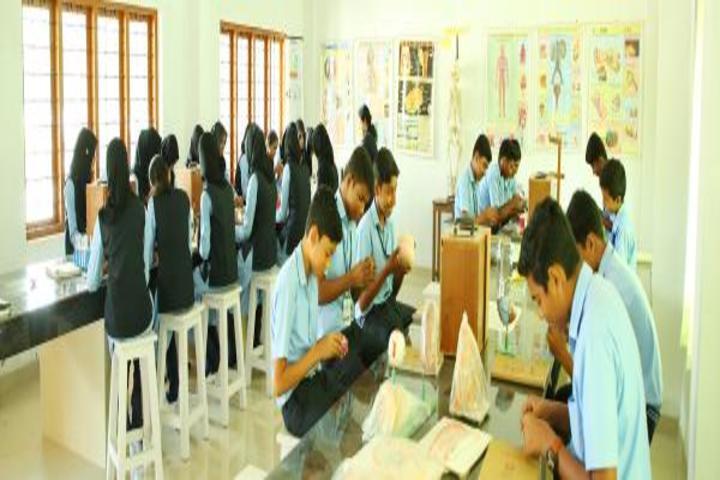 Darusslam Public School-Physics Lab
