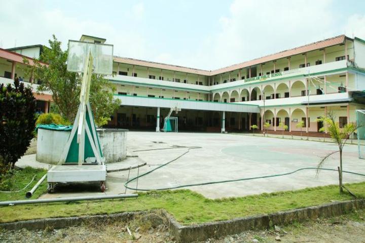 Darusslam Public School-School Building