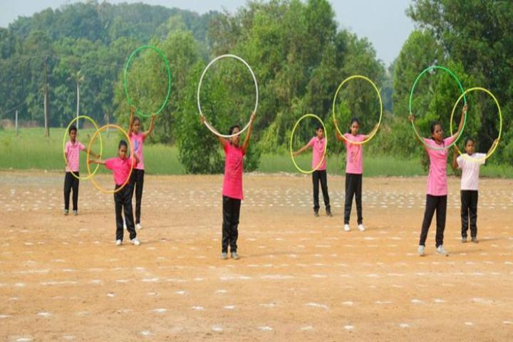 Darusslam Public School-Sports