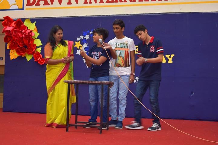 Dawn International School-Activity