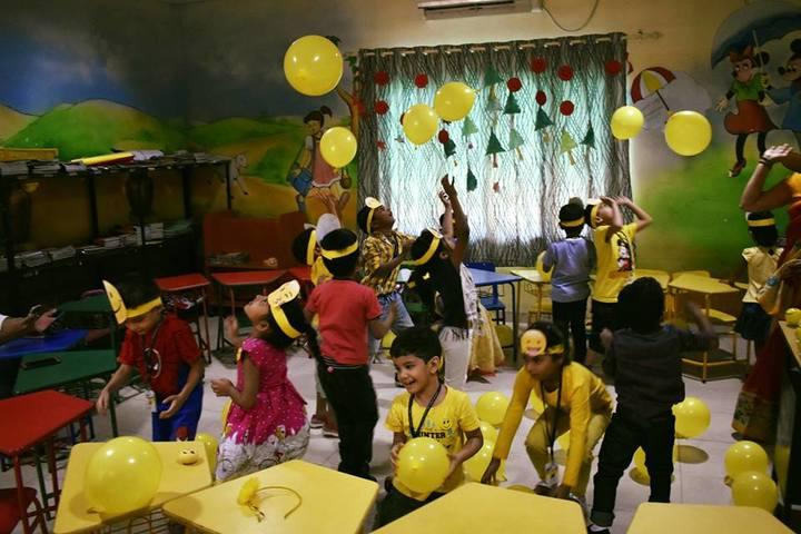 Dawn International School-Classroom Activity