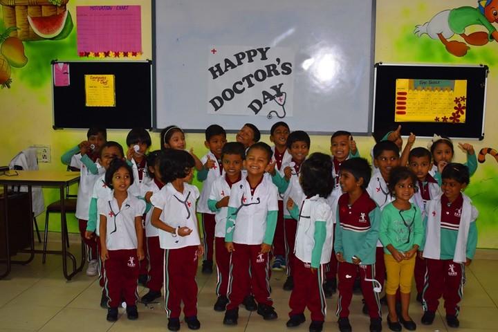 Dawn International School-Doctors Day