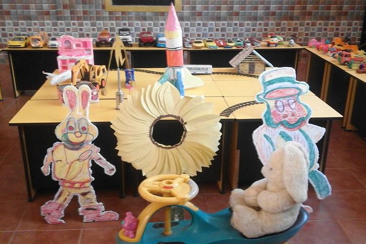 Dawn Public School-Art