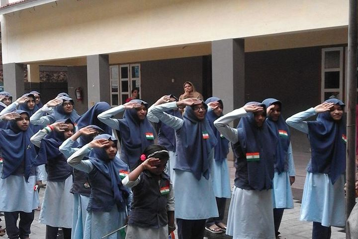 Dawn Public School-Independence Day