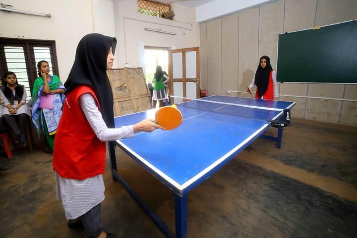Dayapuram Residential School-Indoor Games