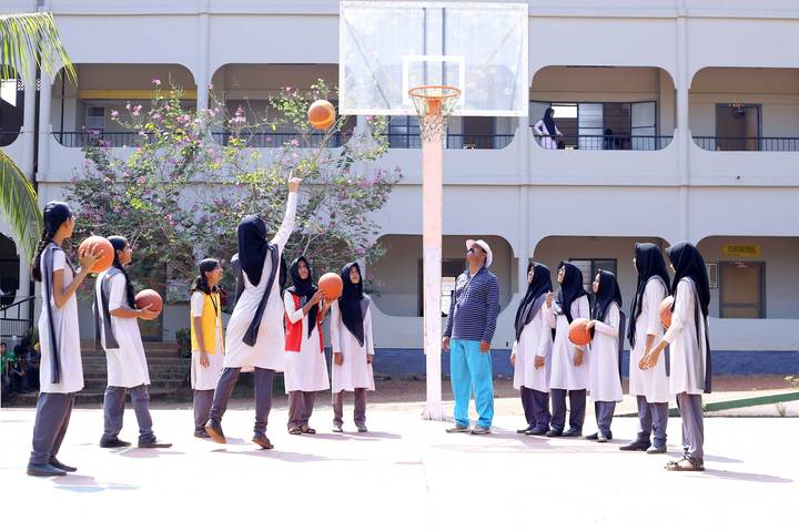 Dayapuram Residential School-Sports Activity