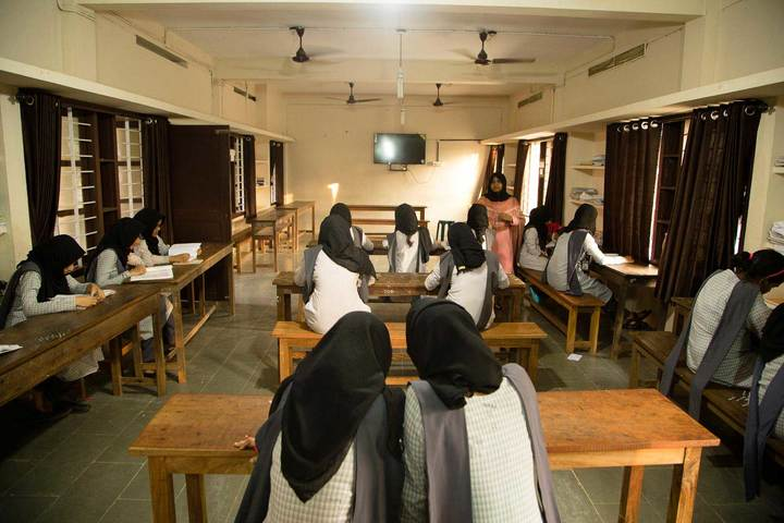 Dayapuram Residential School-Study Room