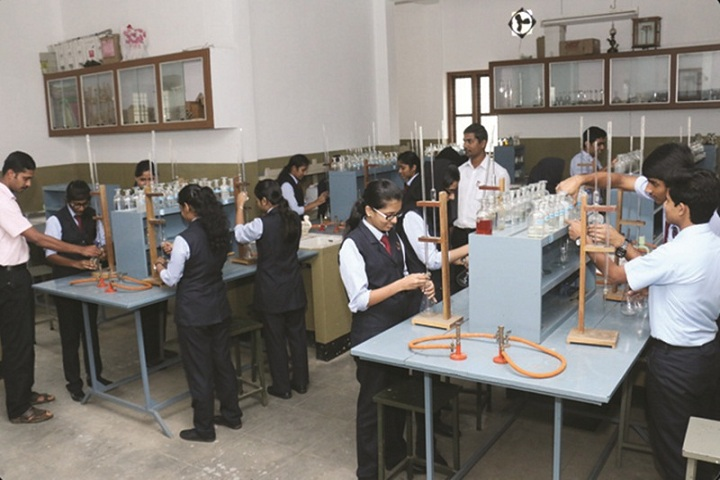 De Paul Public School-Chemistry Lab
