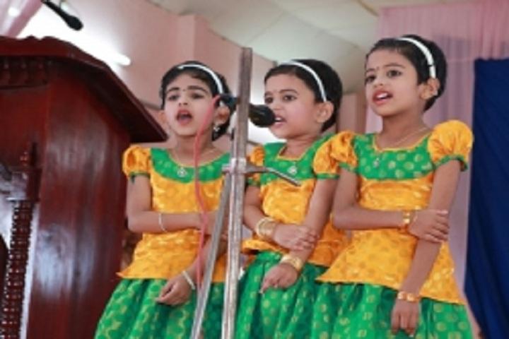 De Paul Public School-Singing Performance