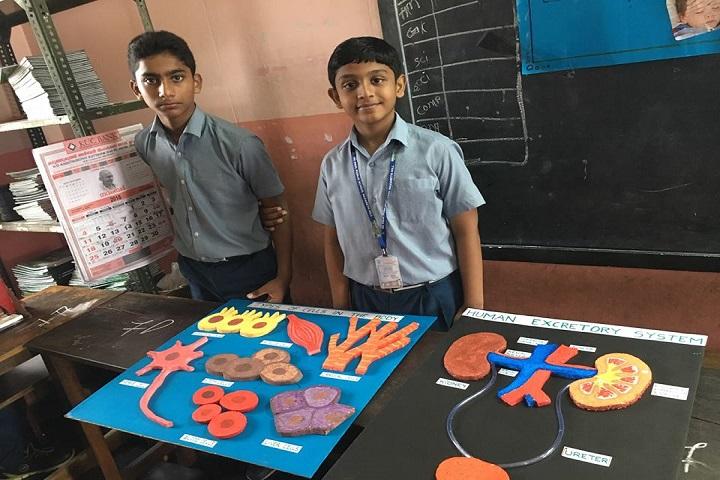 De Paul Public School-Exhibition