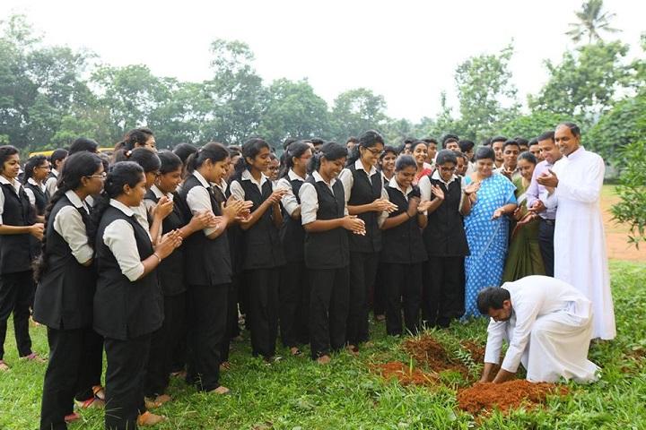 De Paul Public School-Tree Plantation