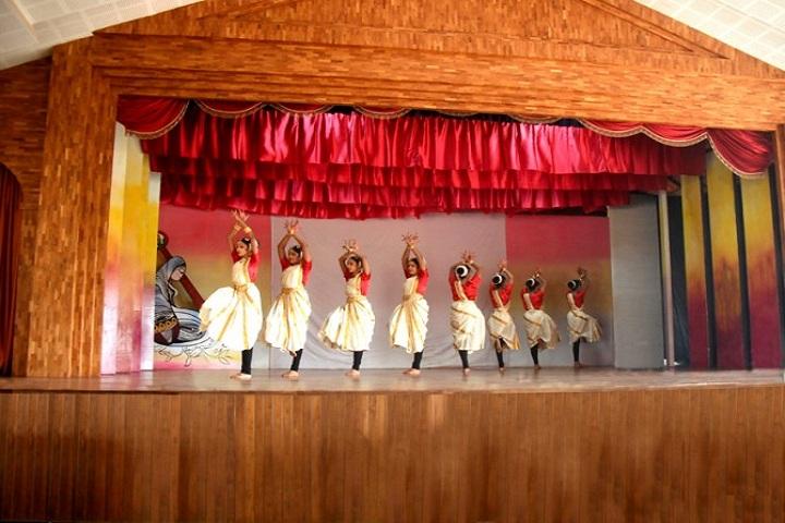 Devagiri CMI Public School-Kerala dance