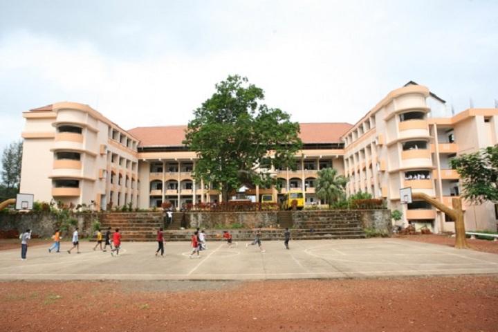 Devagiri CMI Public School-Building