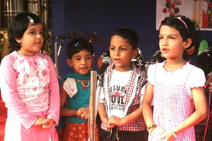 Devagiri CMI Public School-Singing