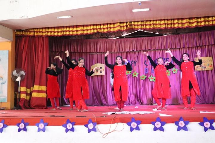 Devamatha CMI Public School-Childrens day