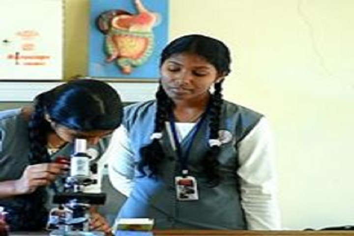 Divine Public School-Biology lab