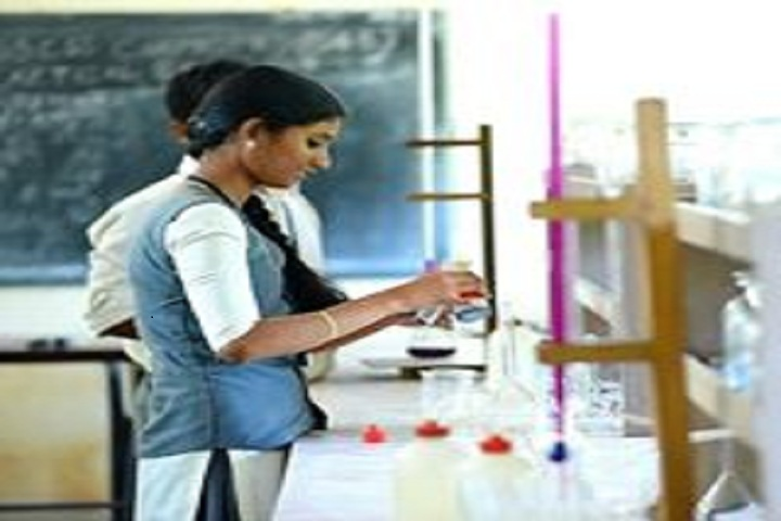 Divine Public School-Chemistry lab