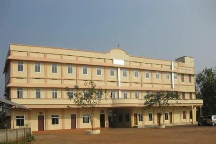 Divine Public School-Building