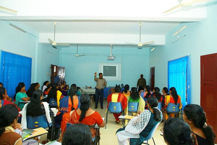 Divine Public School-Staff enrichment program
