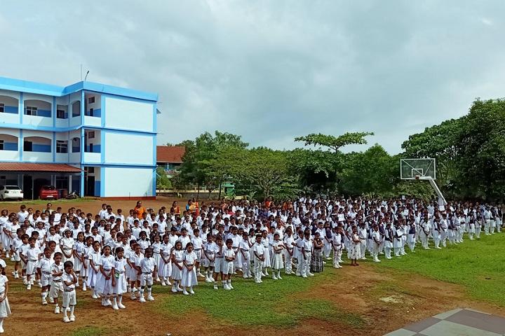 Divine Public School-World environment day