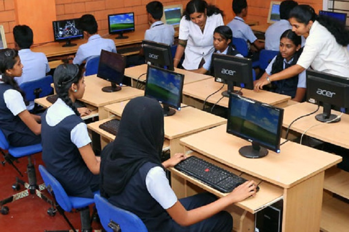 Dr Zakhir Hussain Memorial Bhartiya Vidya Vihar-Computer Lab